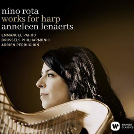 nino rota works for harp